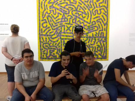 Keith Haring Ausstellung