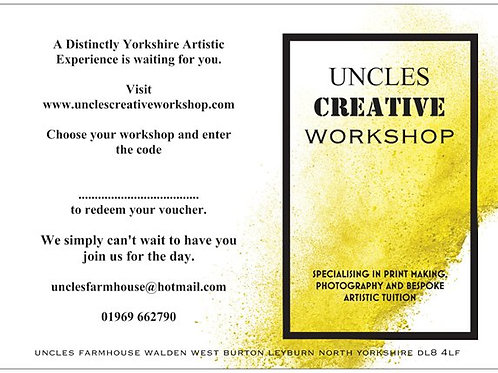 The 'Uncles' Gift Voucher