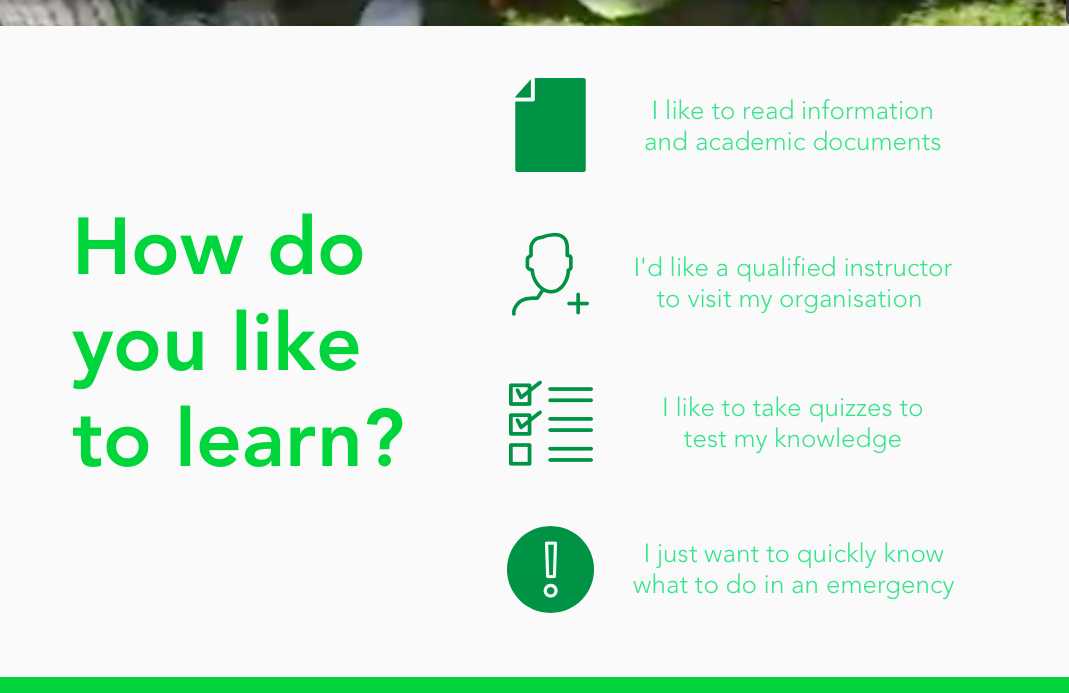 Learning resources online