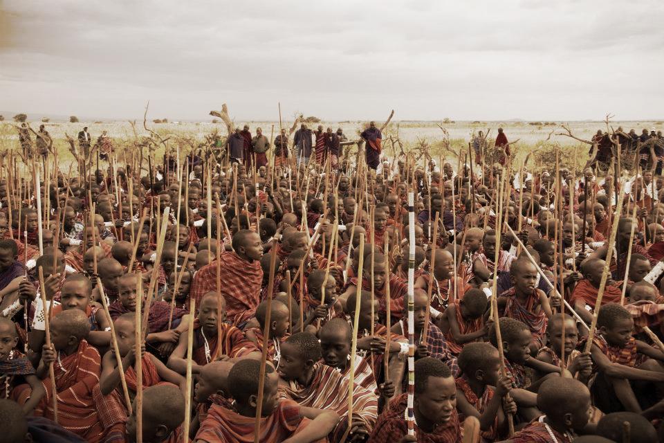 Maasai event