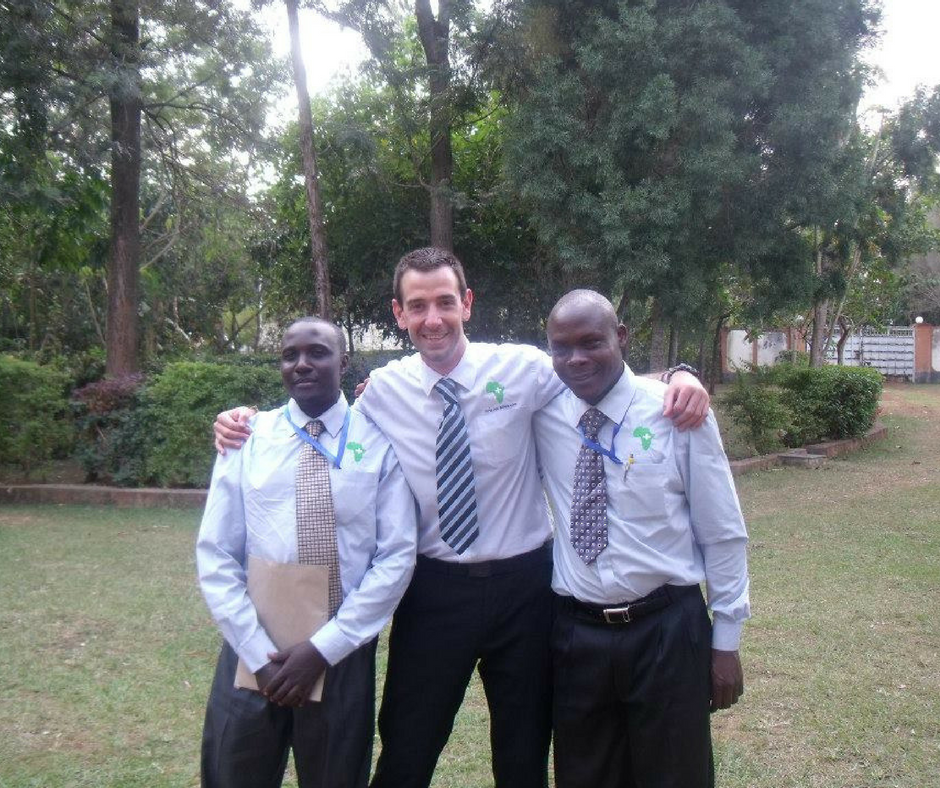 Instructors in Kenya
