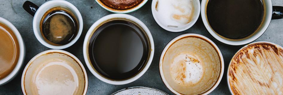 Coffees at breizh pan crepes