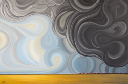 Race Against the Storm - SOLD