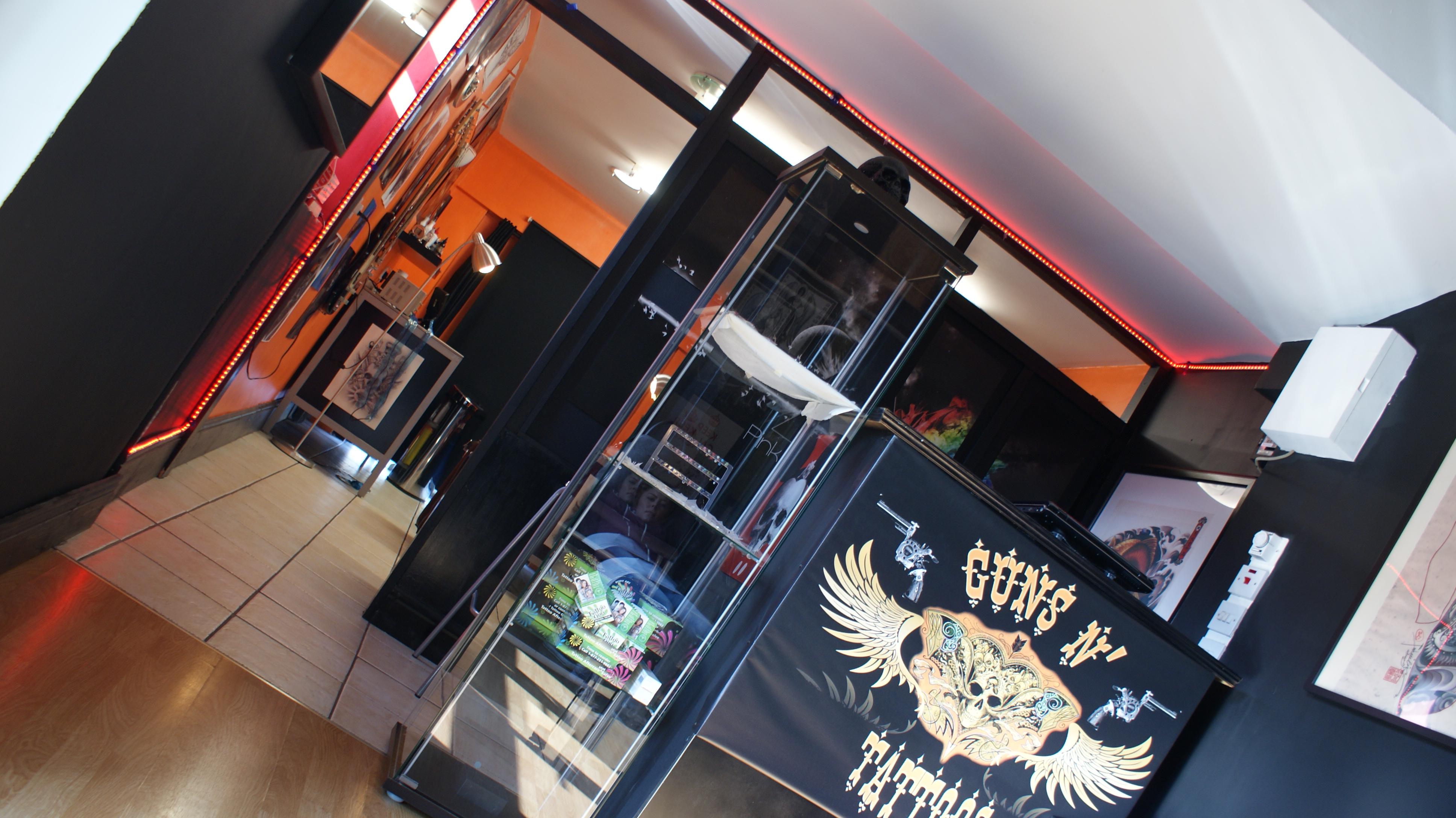 Guns N' Tattoos Dublin Lucan
