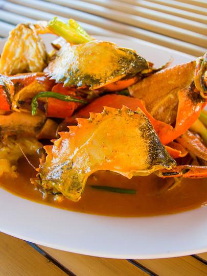 Jaffna Crab Curry 🦀