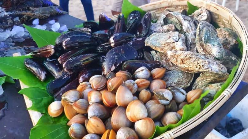 Shellfish Fiesta
