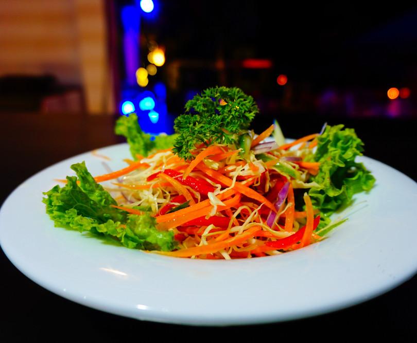 Eat Healthy - Fresh Vegetable Salad