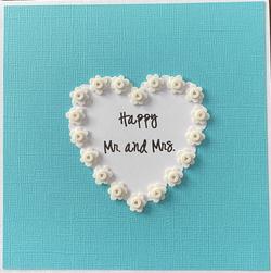 happy Mr. and Mrs