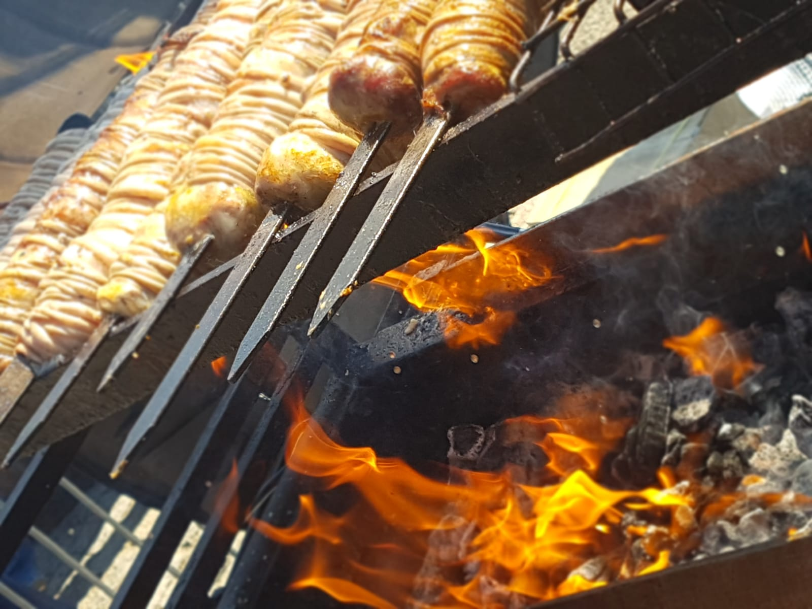 Examples of BBQ Menu Options