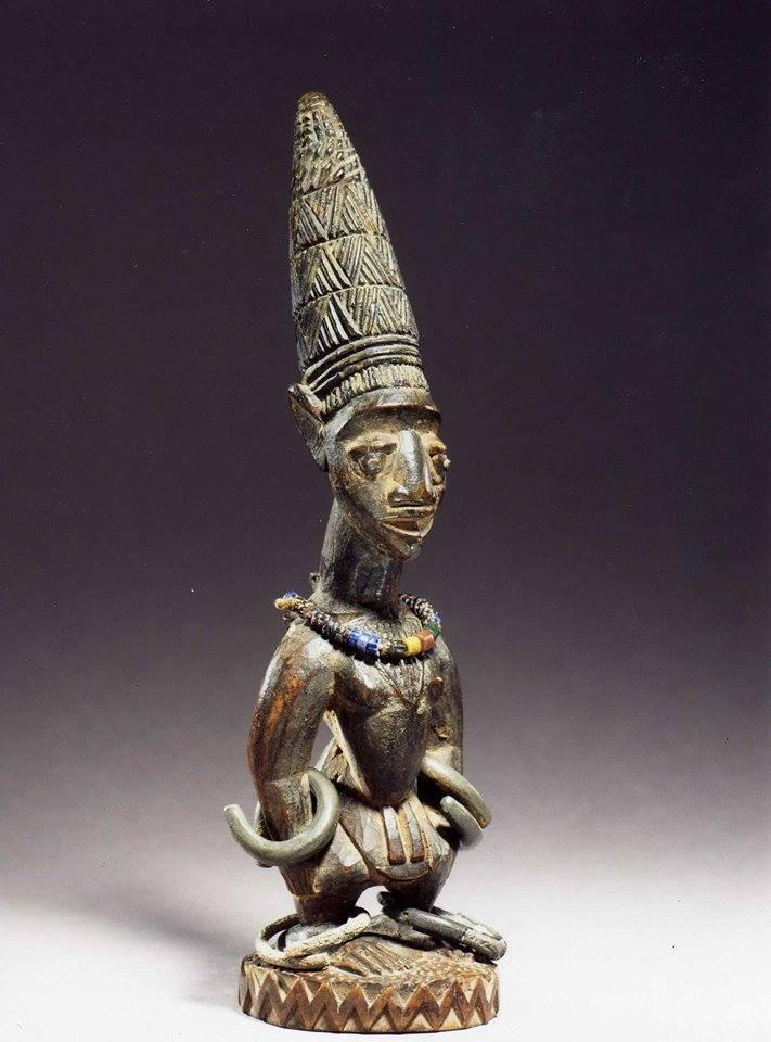 Statue Ibeji. (5)