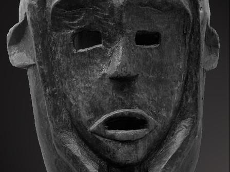 Hommage au masque inconnu