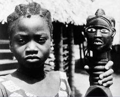 Statuette Ashanti  W. Fagg