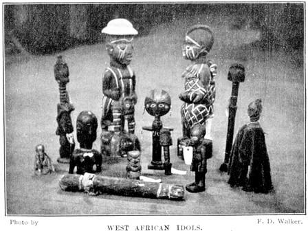 Les photos ethnographiques anciennes d'Afrique (où et comment les trouver) ?