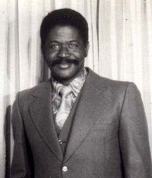 Niamé Keita, père de Mamadou Keita. 1962. Photo de Malick Sidibé