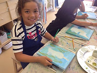 Canvas Painting Day