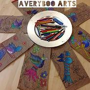 Awesome Art - Level 2 (Virtual)