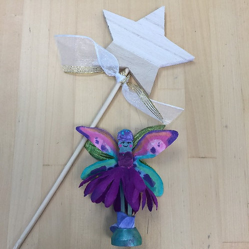 Fairy Craft & Wand