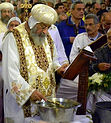Feast Of The Epiphany The blessing Water