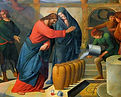 Feast Of The Cana Of Galilee