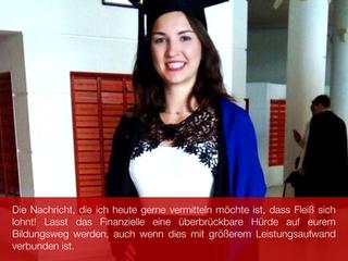 #StoryFriday: Daria Goscinska