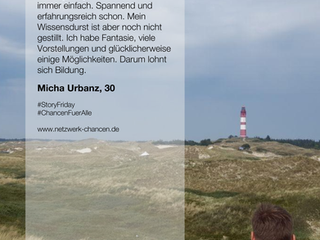 #StoryFriday: Micha Urbanz
