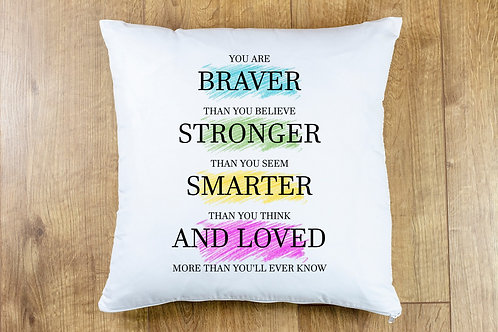 You are ... Affirmation Cushion Cover