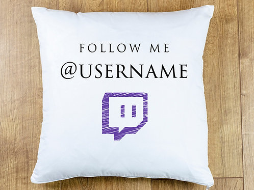 Twitch Cushion Cover