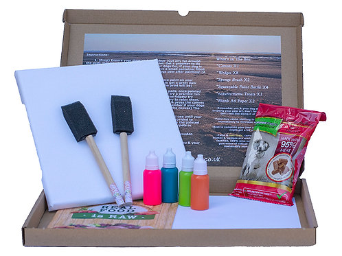 Pawcasso, Paw Print Art Set