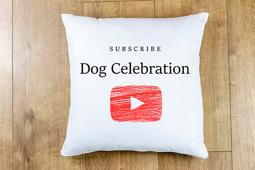 YouTube Cushion Cover