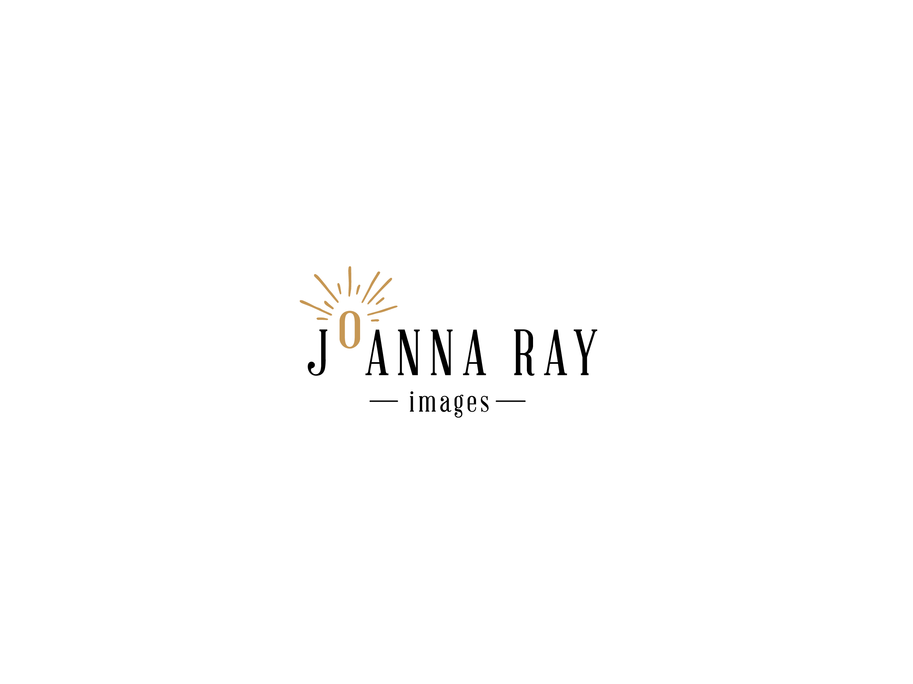 Final logo for Joanna Ray Images
