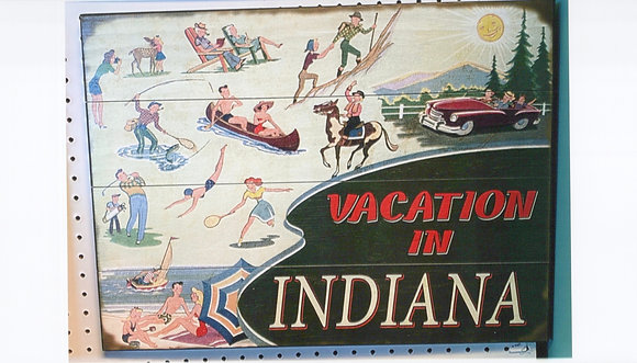 Vacation in Indiana