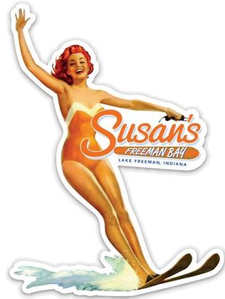 Sticker (Susan's Freeman Bay)