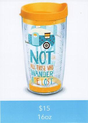 Wander/Lost 16oz Tumbler