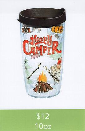 Happy Camper 10oz Tumbler
