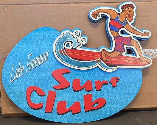 Lake Freeman Surf Club