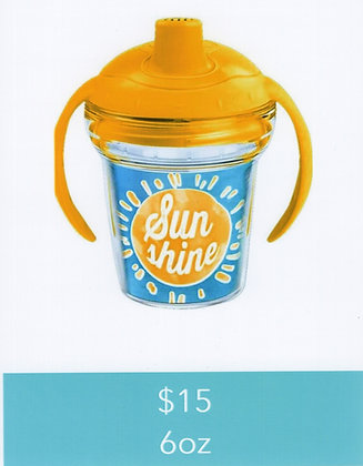 Sunshine Sippy Cup 6oz