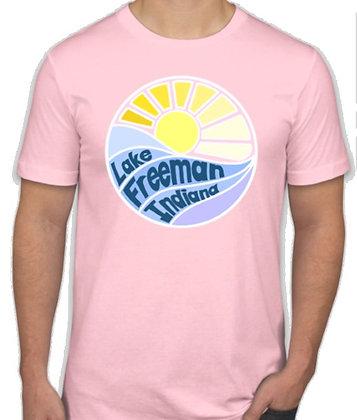 T-Shirt (Soft Pink)