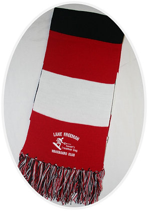 Winter Scarf (Red/White)
