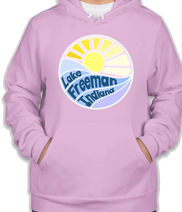 Hoodie Sweatshirt (Lilac)
