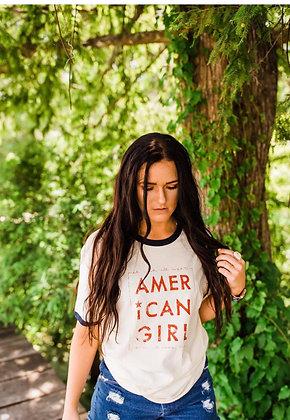 American Girl Ringer