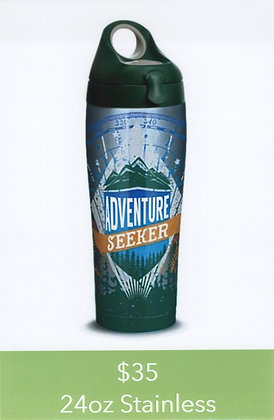 Adventure Seeker 24oz Stainless