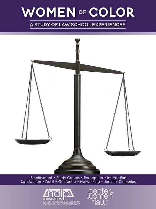 Women of Color - A Study of Law School Experiences