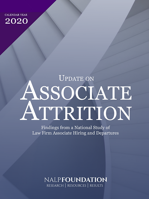 2021 Attrition Comparative Analysis Report **For Participating Firms**