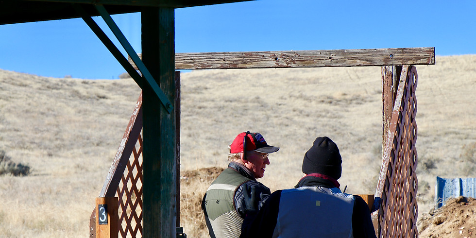 1st Saturday Sporting Clays Shoot