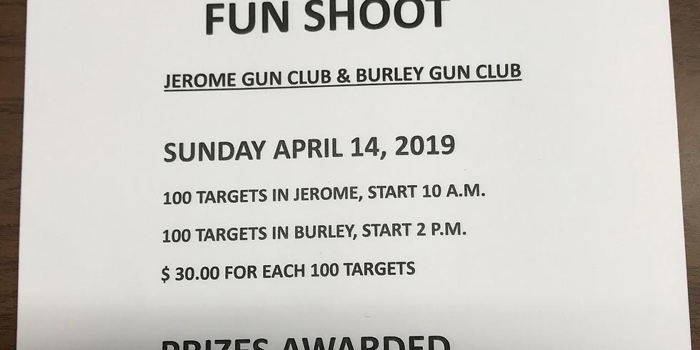 Fun Shoot with Burley Gun Club