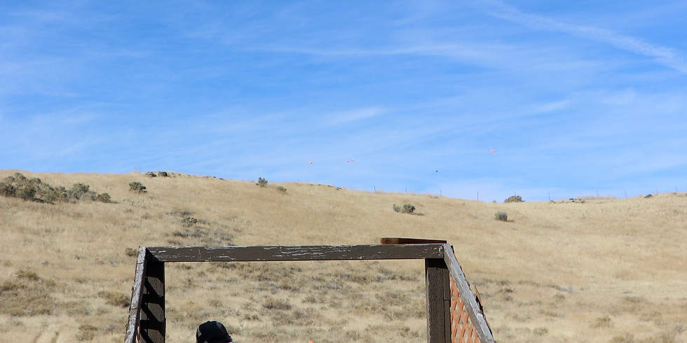 First Saturday of April Sporting Clay Shoot
