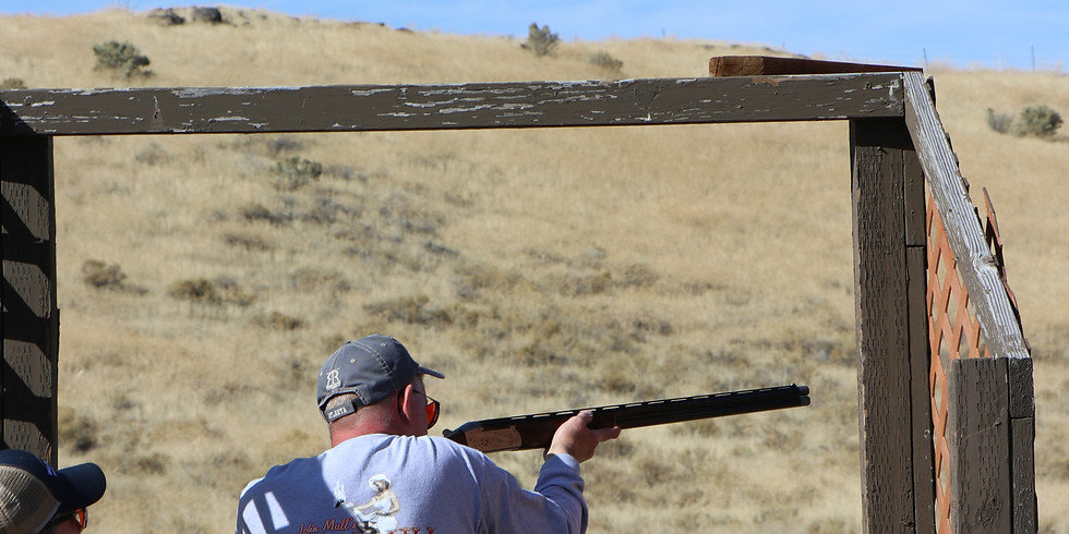 Third Sunday of April Sporting Clay Shoot