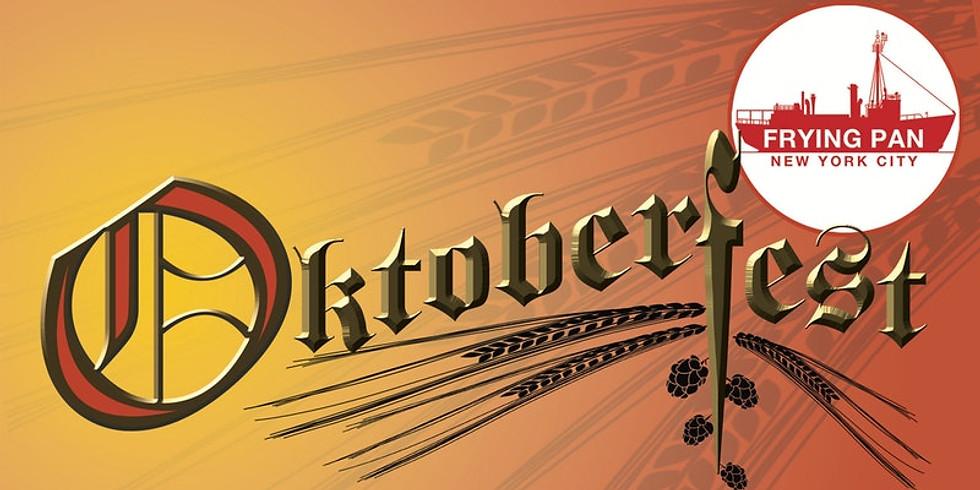 FREE Oktoberfest @ the Frying Pan, NYC (public event)