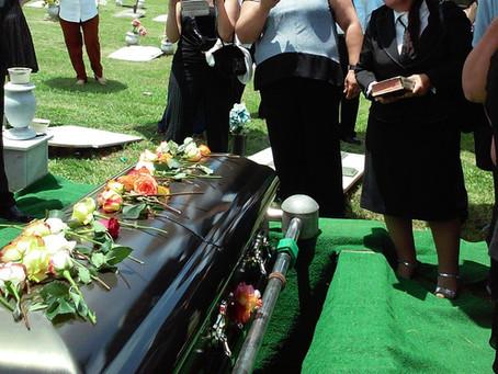 Как проходят похороны?
