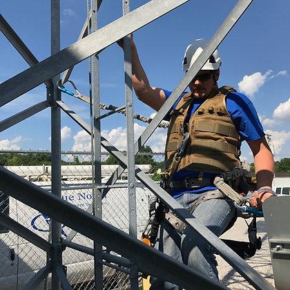 Saratoga Tool Vest™ Fall Harness Compatible